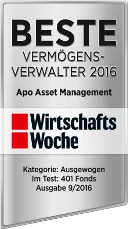 """Quellenangabe: """"obs/Apo Asset Management GmbH/WirtschaftsWoche"""""""