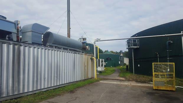 Bild von WELTEC Verbund erwirbt 3,3 MW-Biogasanlage in Falkenhagen
