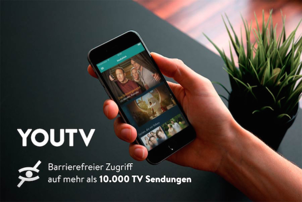 "Quellenangabe: ""obs/YOUTV - TV Mediathek/M.Westphal - YOUTV"""