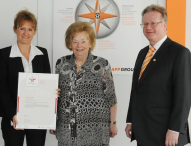Das Bundesfamilienministerium kürt die familienfreundlichsten Unternehmen Deutschlands