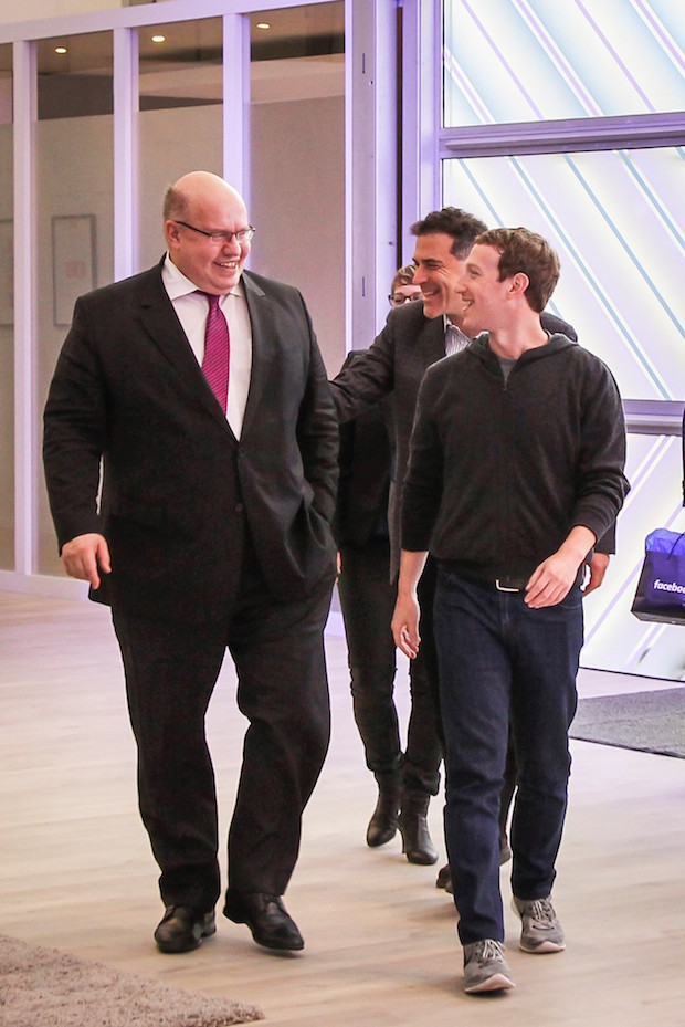 Bild von Künstliche Intelligenz – Facebook fördert deutsche Forschung