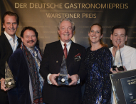 Deutscher Gastronomiepreis 2016 verliehen