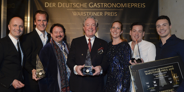 Photo of Deutscher Gastronomiepreis 2016 verliehen