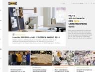 IKEA Deutschland startet Unternehmensblog