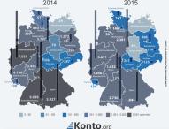 Steuerhinterziehung: Anzahl der Selbstanzeigen 2015 rückläufig