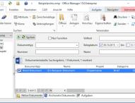 Kfz‐Sachverständigen‐Office Hunsinger verwaltet Dokumentationen und Gutachten mit Office Manager DMS