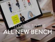 Bench baut digitale Präsenz aus und launcht einen komplett neuen Web-Auftritt inklusive Online Store