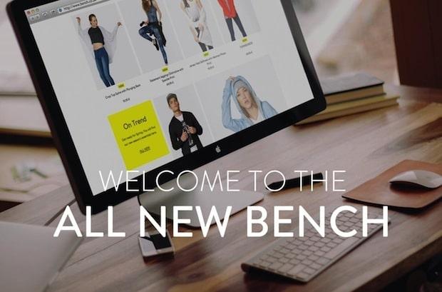 Photo of Bench baut digitale Präsenz aus und launcht einen komplett neuen Web-Auftritt inklusive Online Store