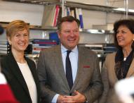 Landeshauptstadt München und UnternehmerTUM planen die Stadt der Zukunft