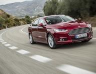 Ford glänzt auf dem Großkundenmarkt 2015 – Ford Mondeo-Flottenverkäufe legen gegenüber Vorjahr um 88 Prozent zu