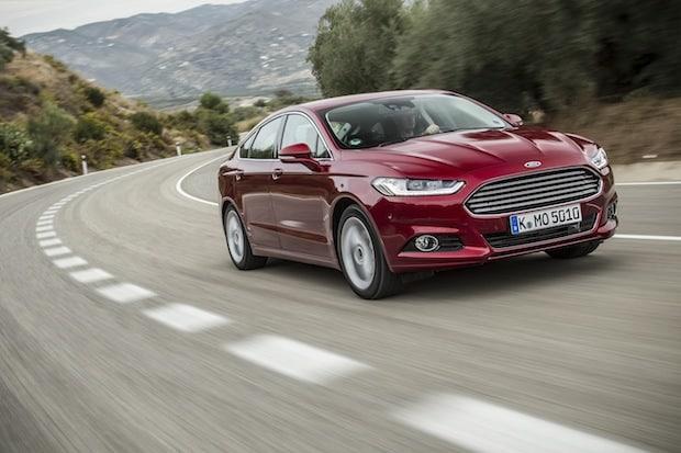 Bild von Ford glänzt auf dem Großkundenmarkt 2015 – Ford Mondeo-Flottenverkäufe legen gegenüber Vorjahr um 88 Prozent zu