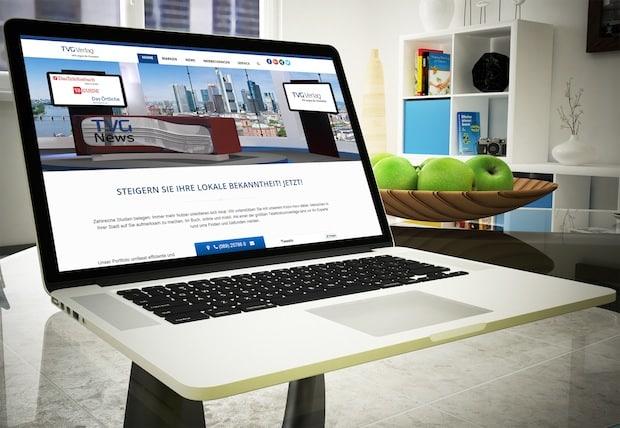 Photo of TVG Verlag: Relaunch der Website Partner für die regionale Wirtschaft