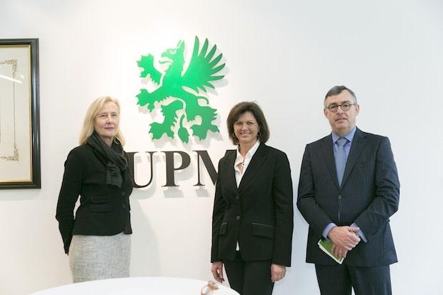 Bild von Papierhersteller UPM unterstützt Energiewende in Bayern