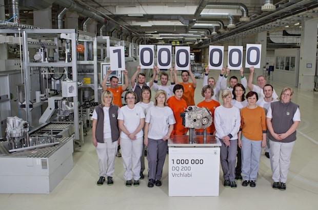 Photo of SKODA Werk Vrchlabi produziert einmillionstes DQ 200-Getriebe
