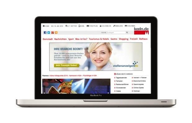 Photo of koeln.de setzt auf stellenanzeigen.de als neuen Partner für den Online-Stellenmarkt