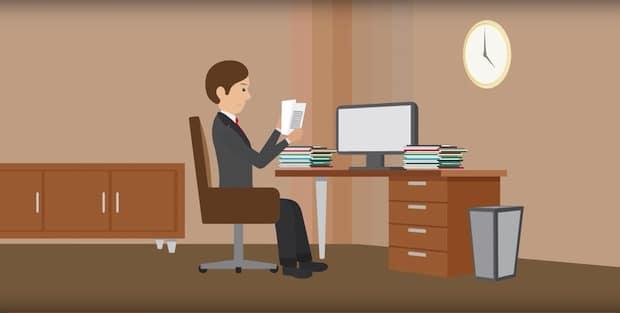 Bild von Die Zukunft der Unternehmenskommunikation gehört dem Video