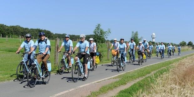 Bild von RWE startet heute in die E-Bike-Saison
