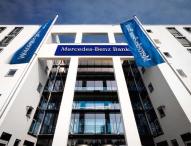Mercedes-Benz Bank setzt Bestmarken und treibt Digitalisierung weiter voran