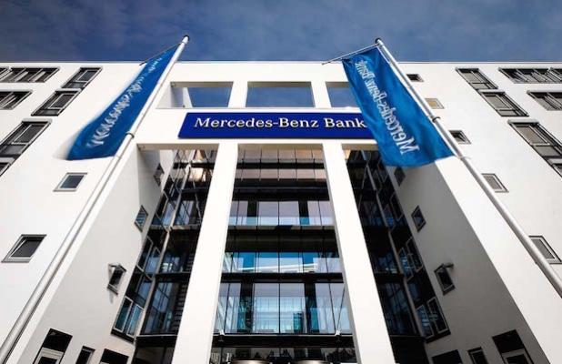 Die Mercedes-Benz Bank setzt ihr Wachstum 2015 fort und verzeichnet neue Bestmarken. - Quelle: Daimler AG