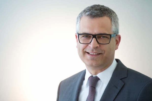 Franz Reiner, Vorstandsvorsitzender der Mercedes-Benz Bank AG und zugleich im Vorstand von Daimler Financial Services verantwortlich für Europa - Quelle: Daimler AG
