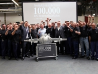100.000 innovative IPS-Achsen aus dem Mercedes-Benz Werk Kassel