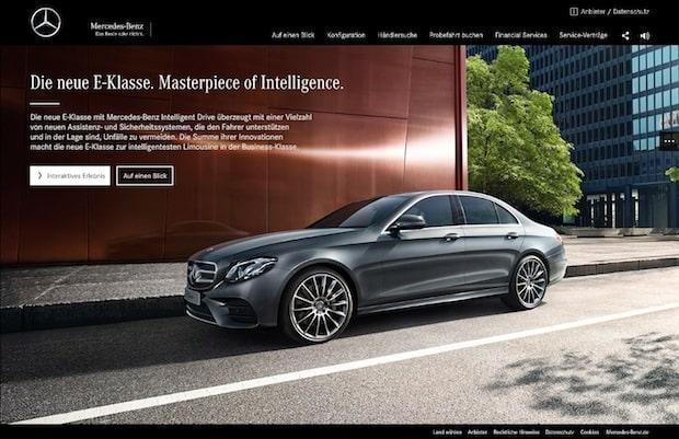 Photo of Mercedes-Benz startet 360°-Kampagne zur Markteinführung der neuen E-Klasse