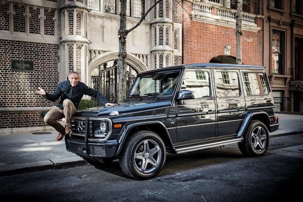 Photo of Mit der Mercedes-Benz G-Klasse um die Welt