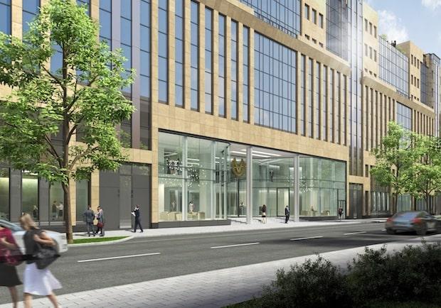 Bild von Deutsche Vermögensberatung (DVAG) beginnt Ausbaumaßnahmen im neuen Gebäude