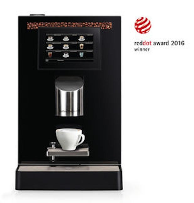 "Photo of Kaffee Partner Crema Duo gewinnt Red Dot Design Award für das ""Beste Produktdesign 2016"""