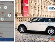 Lokale Mobilitäts-App Moovit kooperiert mit DriveNow
