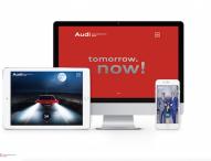Audi in Serie