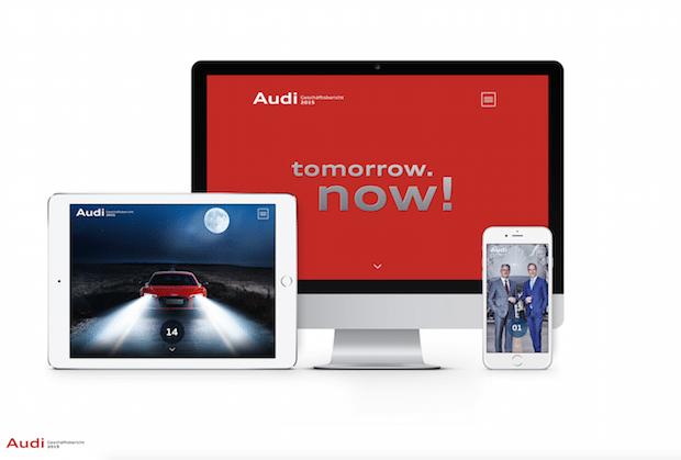 Bild von Audi in Serie