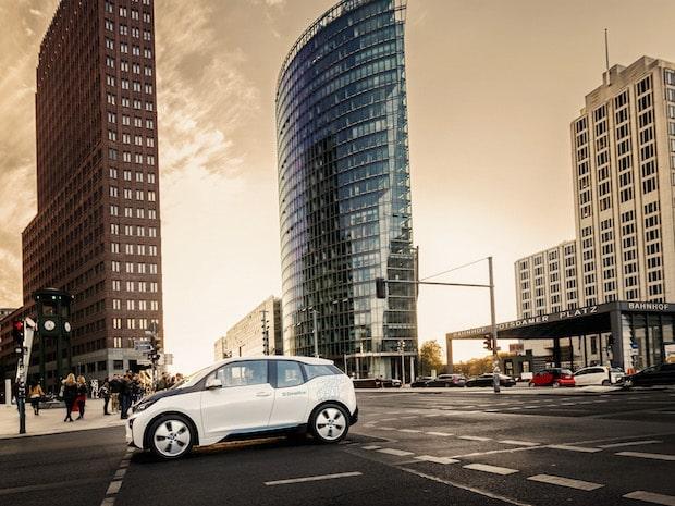 Bild von DriveNow baut Marktführerschaft im deutschen Carsharing-Markt aus