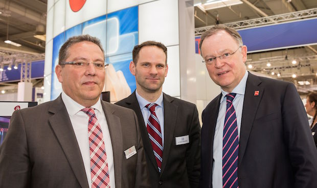 Photo of VdS auf der CeBIT 2016