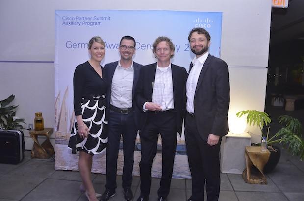 Bild von Controlware ist Cisco Partner des Jahres 2016 in Deutschland im Bereich Public Sector
