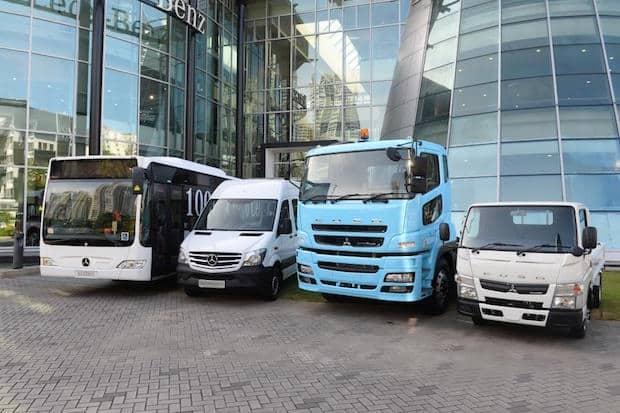 Photo of Daimler eröffnet neues Regionalzentrum für Nutzfahrzeuge in Südostasien
