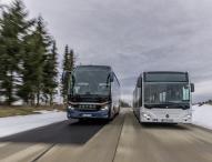 Daimler Buses treibt Führungsrolle im Busgeschäft auch 2016 voran