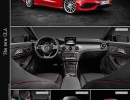 Der neue Mercedes-Benz CLA und CLA Shooting Brake