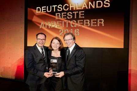 Photo of Daimler Financial Services AG ist Deutschlands bester Arbeitgeber 2016