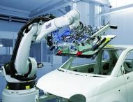 US-Wirtschaft: Autosektor kauft jeden zweiten Industrie-Roboter