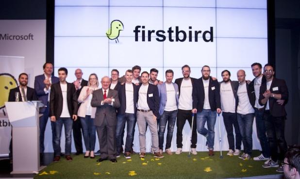 "Quellenangabe: ""obs/firstbird GmbH"""