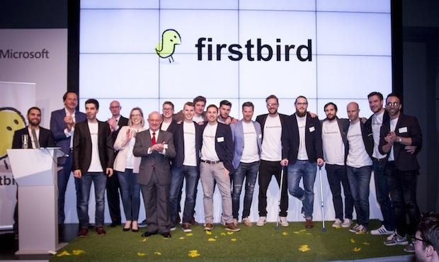 Bild von Firstbird launcht weltweit erstes kostenfreies Mitarbeiterempfehlungsportal