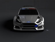 Ford Performance mit neuem Ford Focus RS und Ken Block am Start