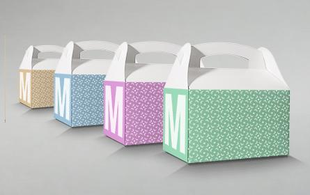 Bild von Individualisierte Printprodukte zu Ostern für den Einzelhandel