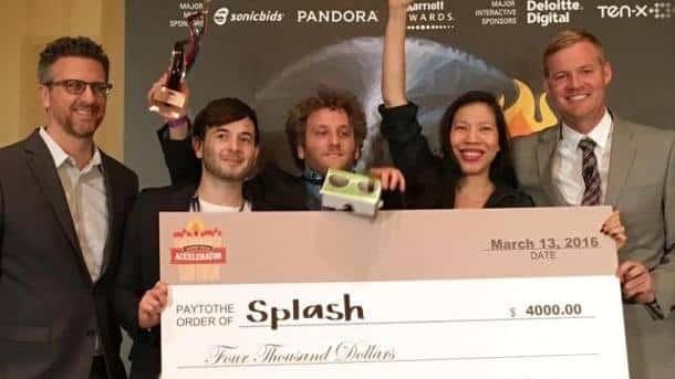 Bild von EuropeanPioneers Startup Splash gewinnt begehrten Gründerpreis