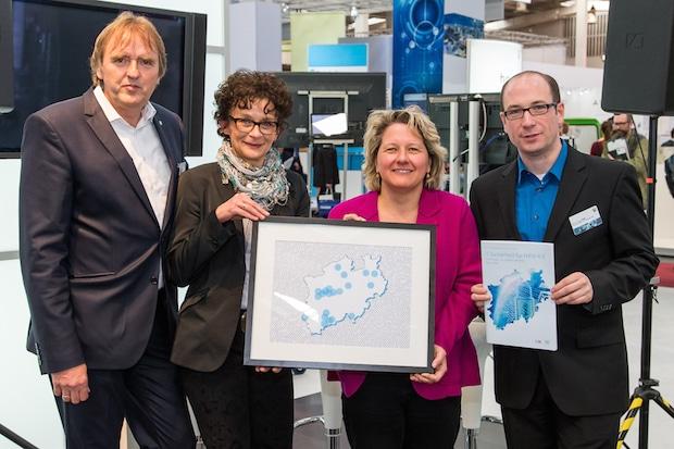Bild von Zehn Punkte für eine zukunftsfähige Internetwirtschaft in NRW