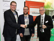 Windcloud siegt beim Innovationspreis-IT 2016 der Initiative Mittelstand