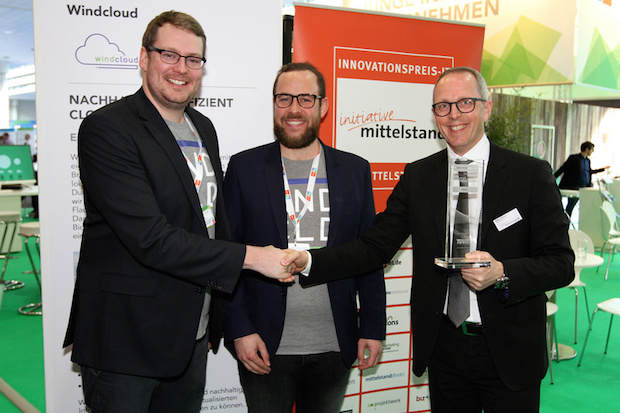 Photo of Windcloud siegt beim Innovationspreis-IT 2016 der Initiative Mittelstand
