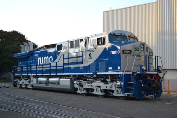 Knorr-Bremse stattet 8.500 Güterwagen für den Transport von Zuckerrohr in Brasili- en mit neuen Bremssystemen aus. - ©RUMO/ALL