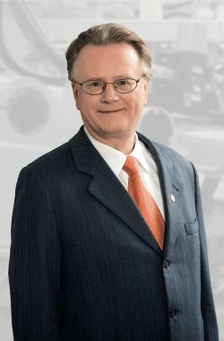 Andreas Lapp, Vorstandsvorsitzender der Lapp Holding AG - Quelle: Lapp Gruppe
